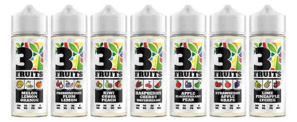 3 Fruits all